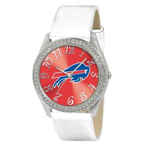Buffalo Bills Ladies Glitz Watch