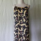 TUCKER for TARGET  Butterfly Print Spaghetti Strap Sundress XS