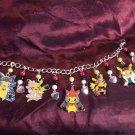PIKACHU IN DISGUISE (POKEMON) charm bracelet