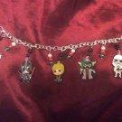 STAR WARS themed charm bracelet