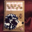 HEDGEHOG POM-POM BOOK