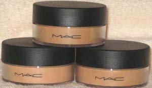 MAC SHEER LOOSE POWDER NC15   FOR 16.25