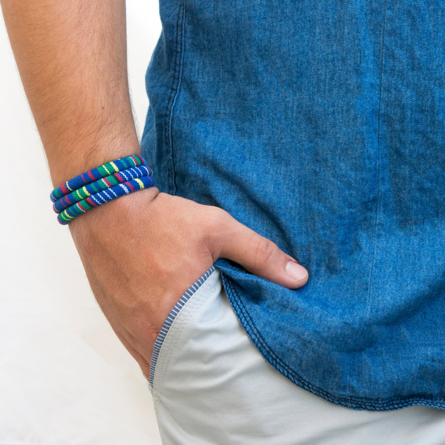 Men's Bracelet - Men's Jewelry - Men's Vegan Bracelet - Men's Gift - Bracelets For Men