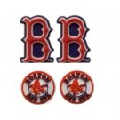 Boston Red Sox Shoe charms