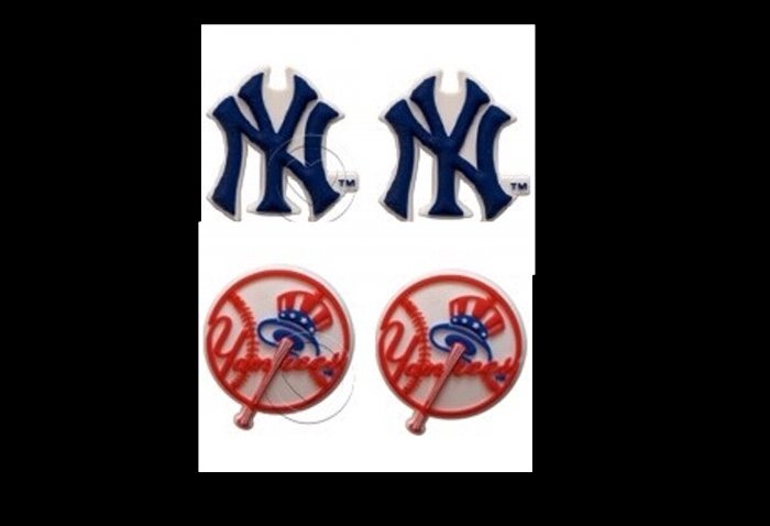 New York Yankees Shoe charms