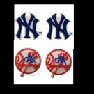 New York Yankees Shoe charms