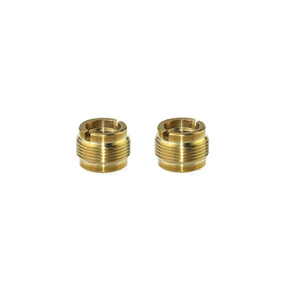 """CAMVATE 3/8� Female To 5/8"""" Male Threaded Screw Adapter For Mic Micphone Stand"""