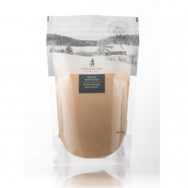 Pure, Organic Maple Sugar 250g (8.81 oz)