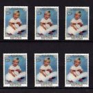 AITUTAKI - 1984 - PRINCE HENRY - BIRTH - ROYALTY - LOT of  TEN - MNH SINGLES!