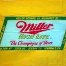 MILLER High Life Beer FLAG, 3'x5' cloth poster banner FLAG