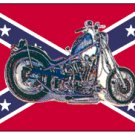 Harley Rebel Chopper Motorcycle FLAG, 3'x5' cloth poster banner FLAG
