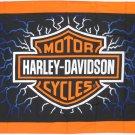 HARLEY LIGHTNING Motorcycle FLAG, 3'x5' Biker poster banner FLAG