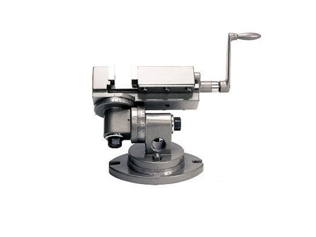 "2""/50MM Precision Milling Machine Vise For Milling Machines"