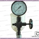 Nozzle Tester-Pop Diesel Injector Pressure Tester, Dual Scale BAR / PSI Gauge