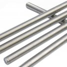 Pieces Of 2 - A2 Stainless Steel M- 4 Fully Threaded Rod / Threaded Bar