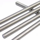 Pieces Of one Round Head A2 Stainless Steel 304 Fully Threaded Rod/Bar/Studs -M4