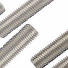 Pies Of 5 Round Head A2 Stainles Steel 304 Fully Threaded Rod/Bar -M6 x 100mm 4""