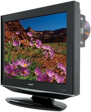"Sharp AQUOS LC-26DV22U 26"" TV/DVD Combo"