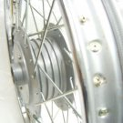 """Quality Rear Wheel + 6"""" Hub For Royal Enfield Motorcycles"""