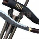 "11"" Traditional Sirupate Kukri, Gurkha Hunting Khukuris Knife, EGKH Nepal Blade"