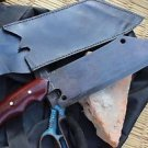 "10"" Himalayan Combat Cleaver Knives, Full Tang Blade EGKH Nepal Machete, Kukri"