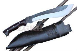 "13"" Becker Machete, Outdoor Hunting Khukuris, EGKH Nepal Hand Forged Kukri Blade"