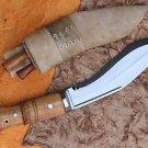 "8"" Gurkha Mini Iraqi Kukri, EGKH Khukuri, Nepal Hand Forged Full Tang Knife"
