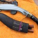 "13.5"" 3 Fuller Balance kukri, Hand Forged Blade Gurkha Khukuri, Nepalese Knife"