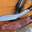 "12""3 Fullers Full Tang Farmer kukri,EGKH Khukuri,Hand Forged Traditional Knife,"