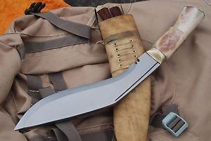 Gurkha Service Kukri, EGKH Khukuri, Hand Forged Knife, Nepal Kukris Supplier