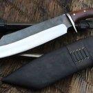 12 Inch Nepalese Dau, Hand Forged Full Tang Blade Machete, Nepal Knife, Kukri
