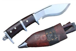 "6"" Full Tang Blade Kukri, Gurkha Working knife, Khukuri, Hand Forged EGKH Nepal"