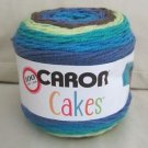 Caron Cakes Yarn Gelato 80% Acrylic and 20% Wool  #4 - Medium Worsted Mixed