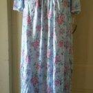 NOS Vintage Lorraine Obbi Negligee Nightgown Nightie Womens sz M Lace USA 34452