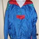 Vintage Columbia Radial Sleeve Colorblock Anorak Windbreaker Ski Jacket Mens M