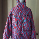 Burton TWC Indecent Exposure Jacket Argon Diamond Print Shawn White Collection L