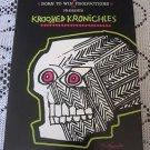 Krooked Kronichles Adidas Skateboarding Bonus DVD + Book Krookedness Japan