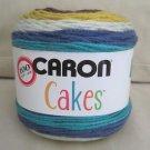 Caron Cakes Yarn Jellyroll 80% Acrylic and 20% Wool  #4 - Medium Worsted Mixed