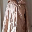 Vintage 1973 Cheby Impermeabili Fiocchi Italy Snaps Hooded Puffer Parka Jacket L