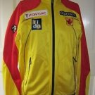 RARE Descente Pontiac FIDO Team Canada Championship Ski Warm Up Jacket Mens S