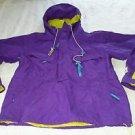 Helly Hanson Tech Snowboard Anorak Pullover 1/4 zip Shell jacket coat Mens L