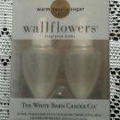 Wallflowers Fragrance Bulbs Vanilla Sugar White Barn Candle Co Bath & Body Works