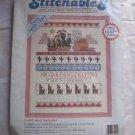 Counted Cross Stitch Kit Southwest Sampler #72102 Stitchables Daniel Gorman