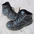 Dr Martens Air Ware Cushion Bouncing Sole Combat Boots Mens 9 England Punk Doc