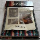 Lot 18 Waverly Back Country Indian Blanket Fabric Salesman Samples Book Pieces