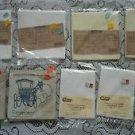 Lot of 9 Vintage Charles Craft Aida Raymar 14 Count Cross Stitch Fabric Cotton