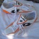 HTF Lotto Luca Toni Punto Flex Soccer Cleats Shoes Mens 9.5 M6768 Orange White
