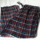NWOT Izod Silky Fleece Draw String Waist PJ Lounge Sweat Pants Navy XXL 37971
