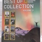 Best of National Geographic Collection Volume 3 (DVD, Disc Set) Brand New