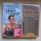 NOS Lot 2 Lilies of the Field & Lion's Roar Video Magazine VHS NEW SEALED Movie